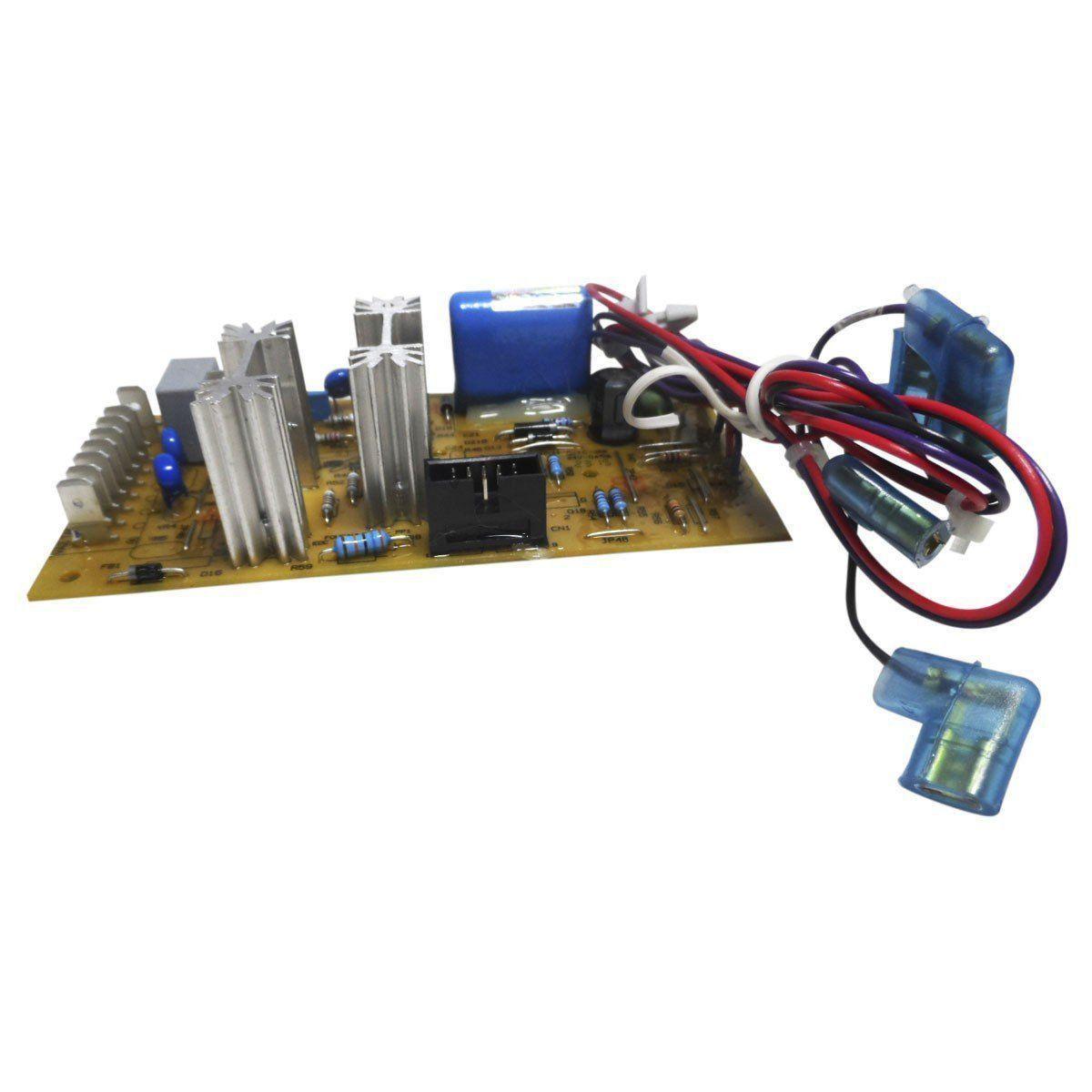 Placa Eletrônica Potência Lavadora Brastemp 220V 326050621