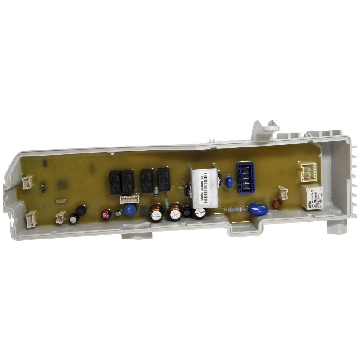 Placa Eletrônica PotÊncia Lavadora Brastemp 220V W10447054