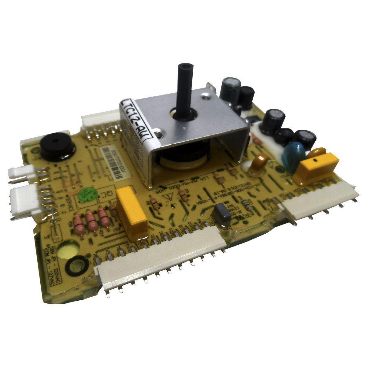 Placa Eletrônica Potência Lavadora Electrolux 127V 70200647