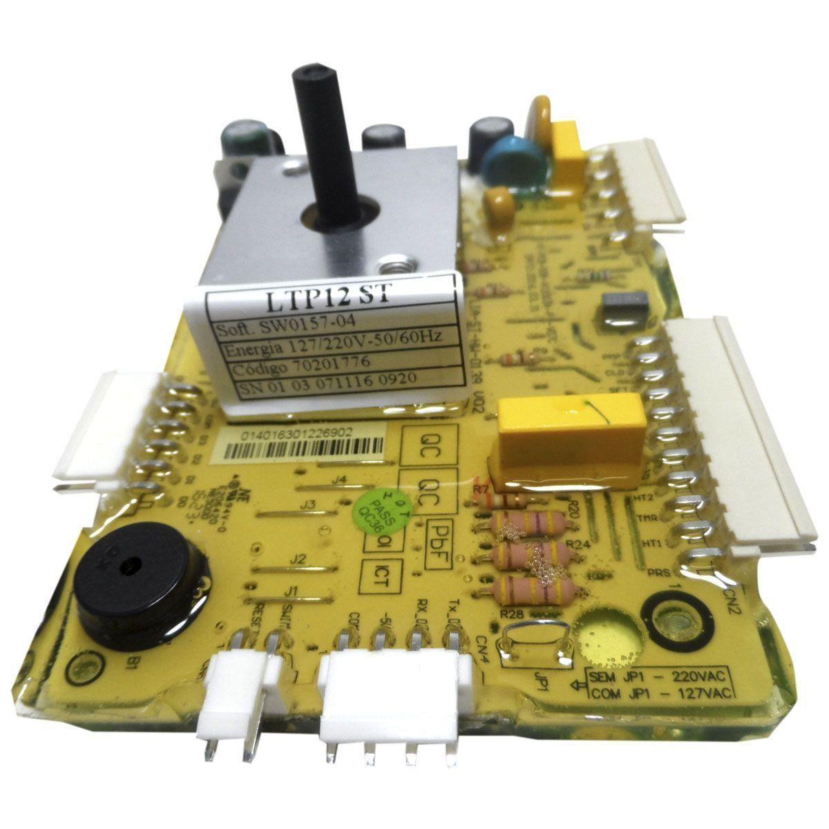 Placa Eletrônica Potência Lavadora Electrolux