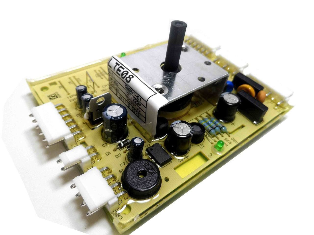 Placa Eletrônica Potência Lavadora Electrolux 70200433