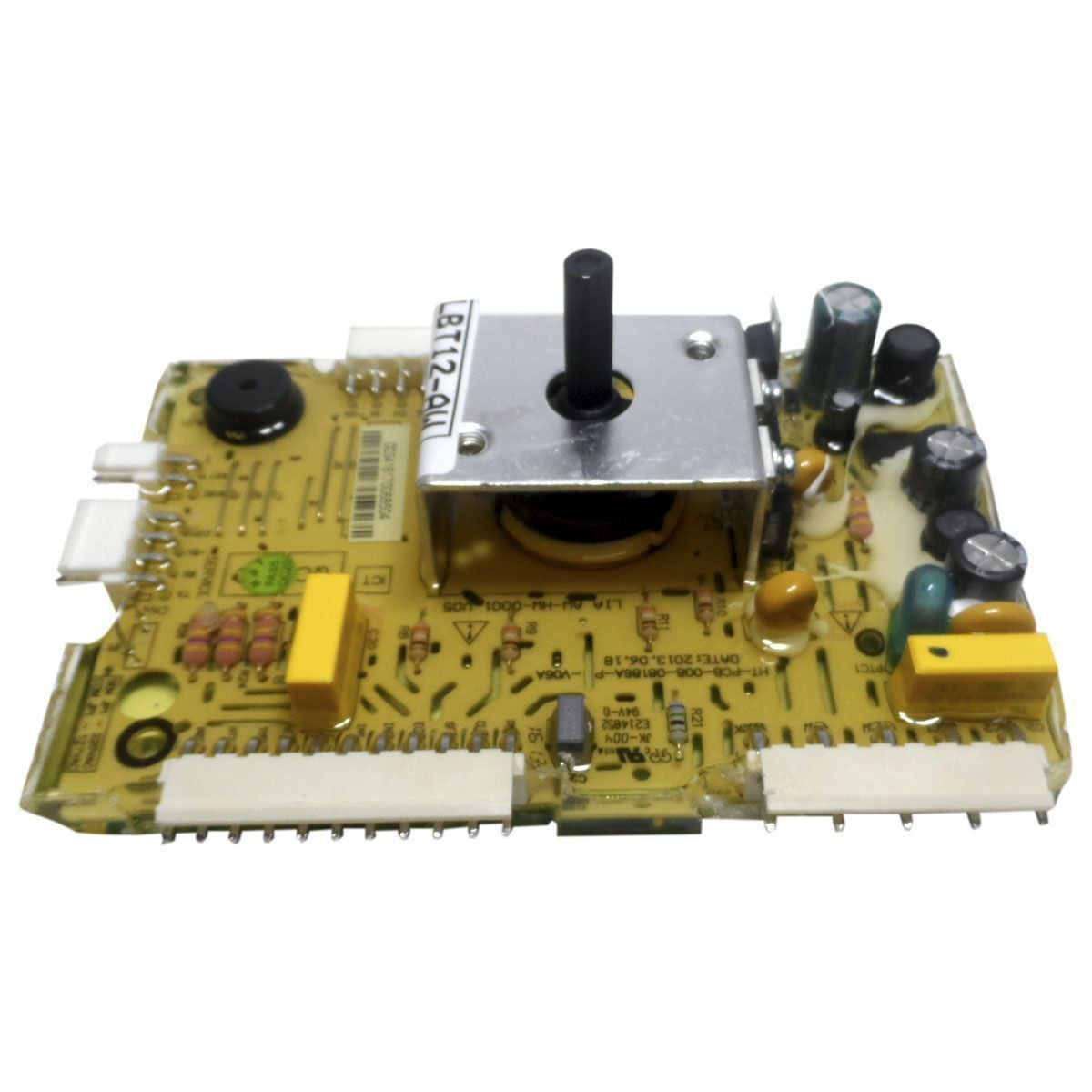Placa Eletrôica Potência Lavadora Electrolux 70200648