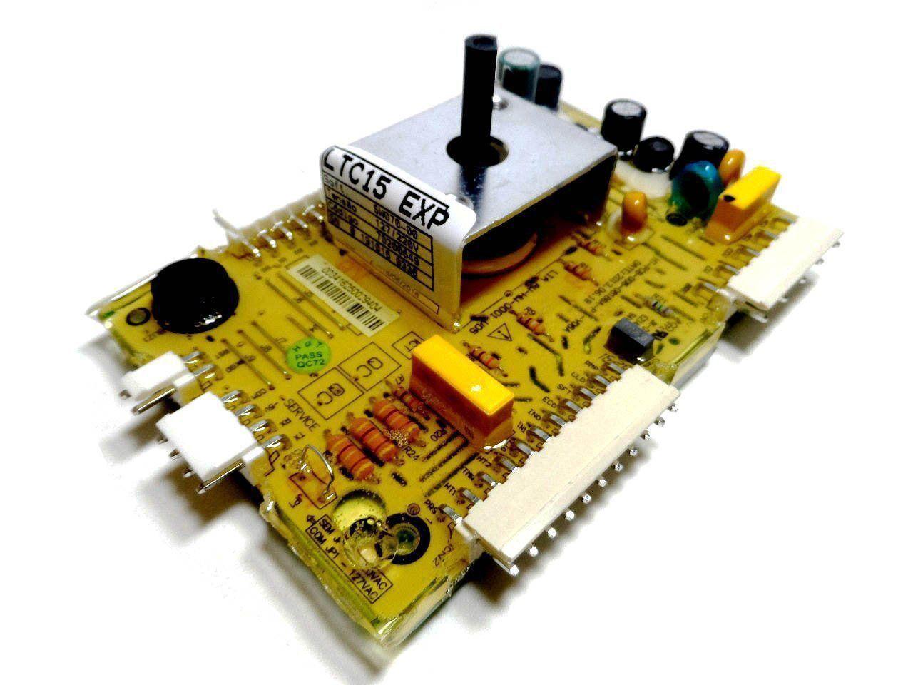 Placa Eletrônica Potência Lavadora Electrolux 70200649