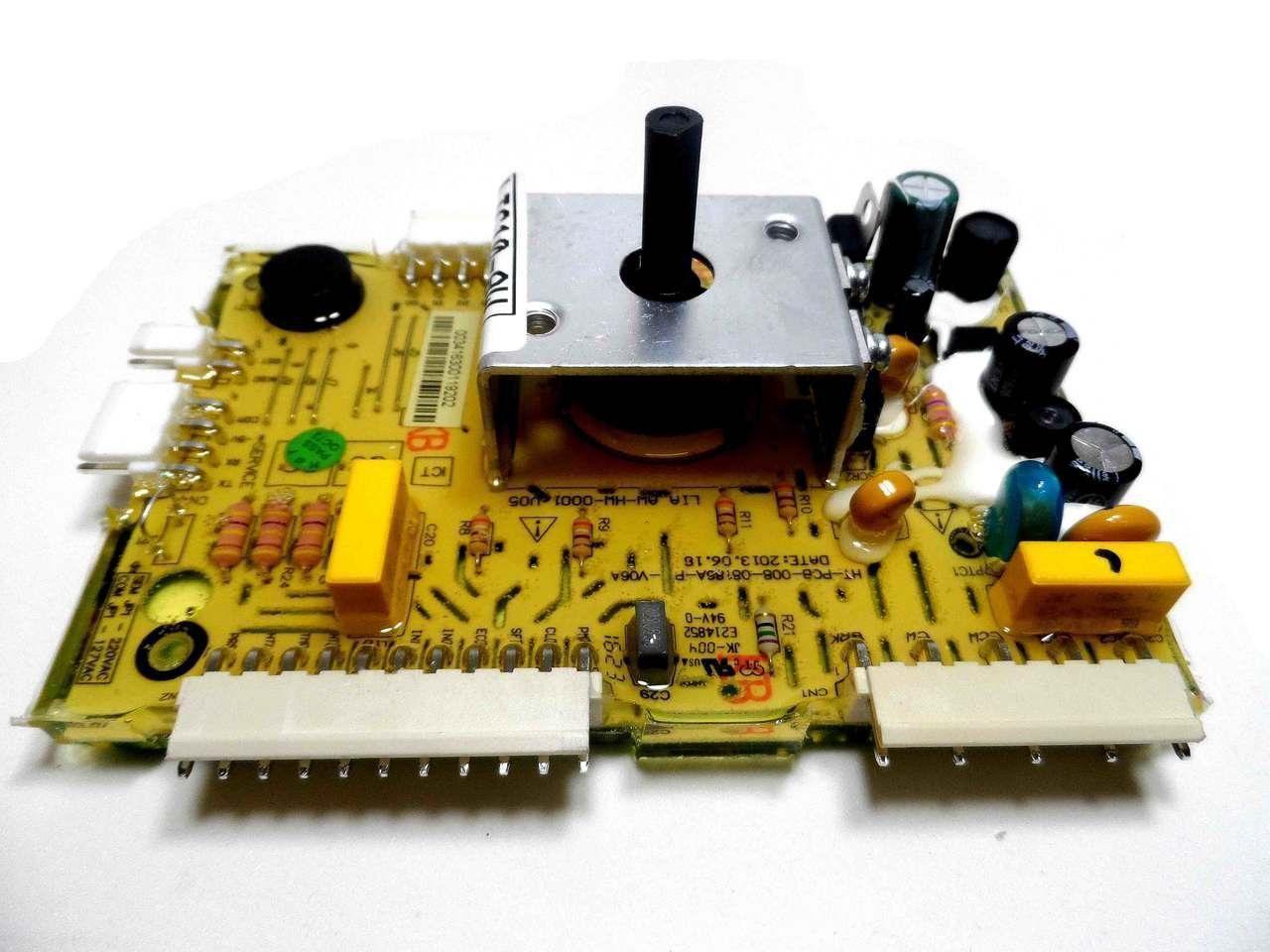 Placa Eletrônica Potência Lavadora Electrolux  70201778