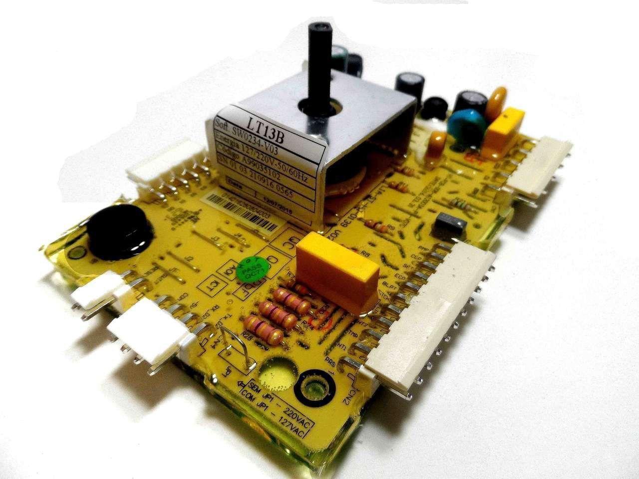 Placa Eletrônica Potência Lavadora Electrolux  A99035102