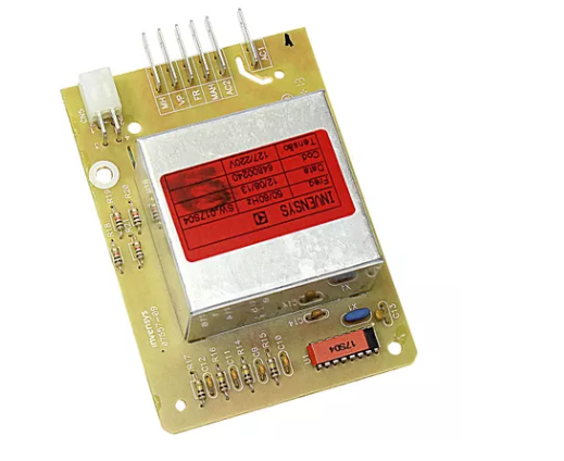 Placa Eletrônica Potência Lavadora Electrolux Bivolt 64800240