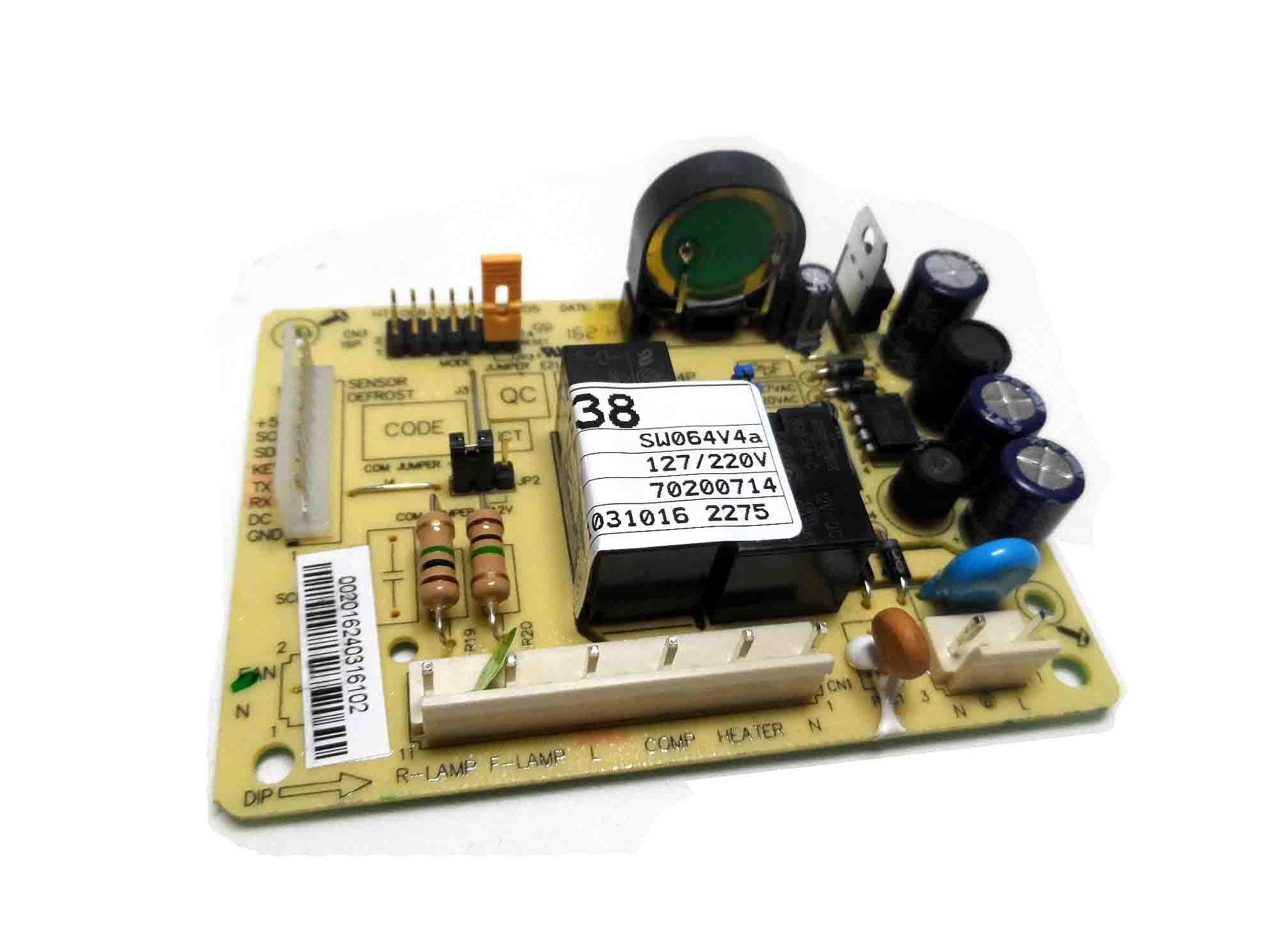Placa Eletrônica Potência Refrigerador Electrolux 70200714