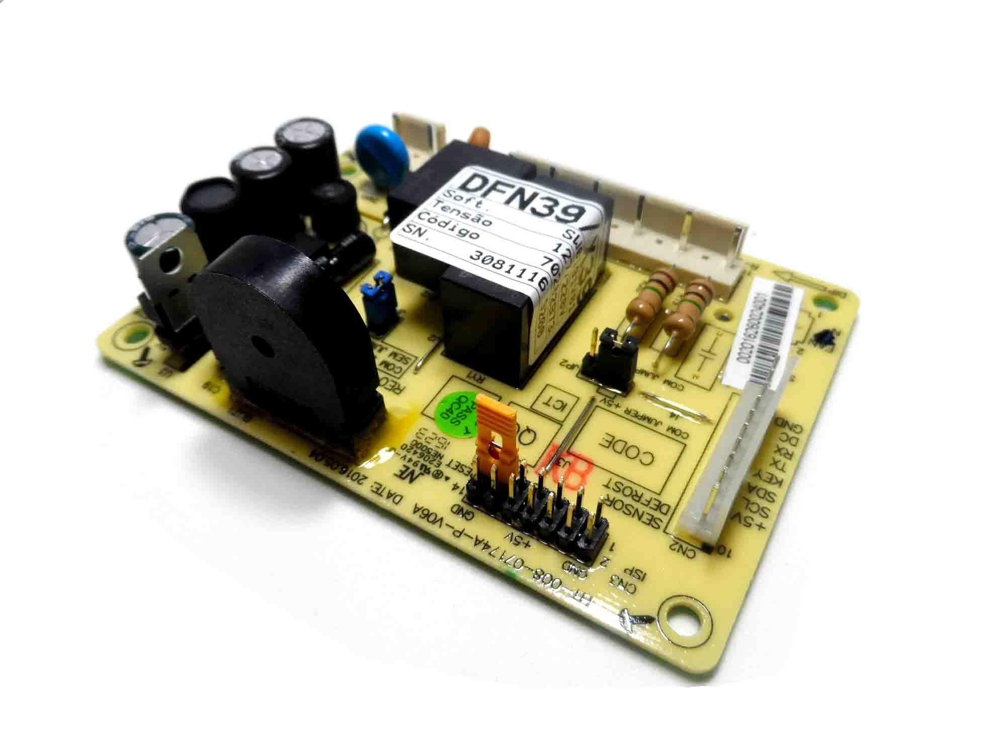 Placa Eletrônica Potência Refrigerador Electrolux  70202973