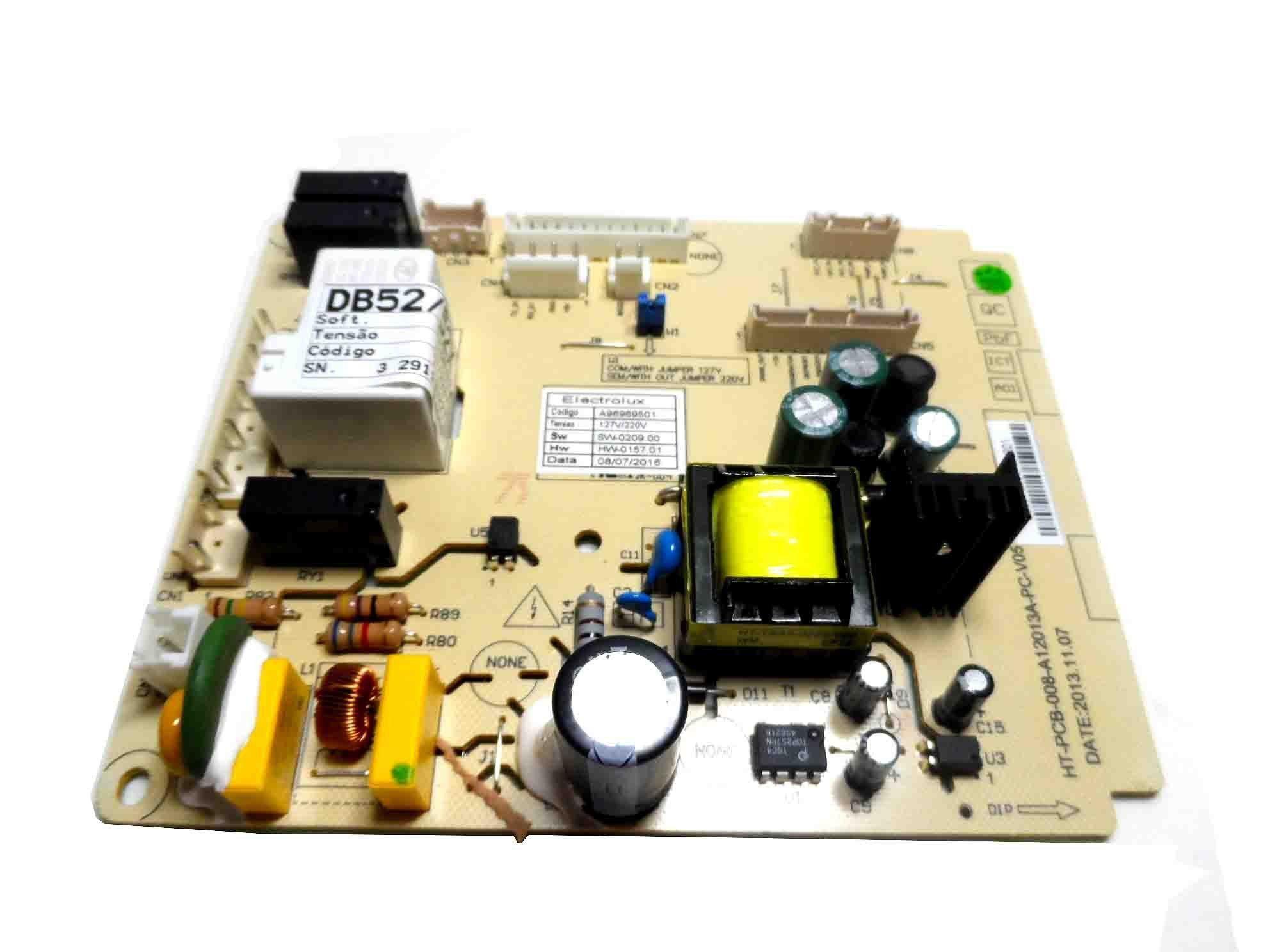 Placa Eletrônica Potência Refrigerador Electrolux  70203227