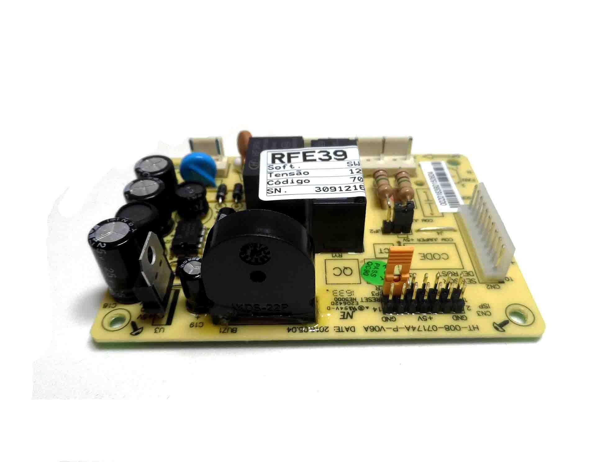 Placa Eletrônica Potência Refrigerador Electrolux Bivolt 70202612