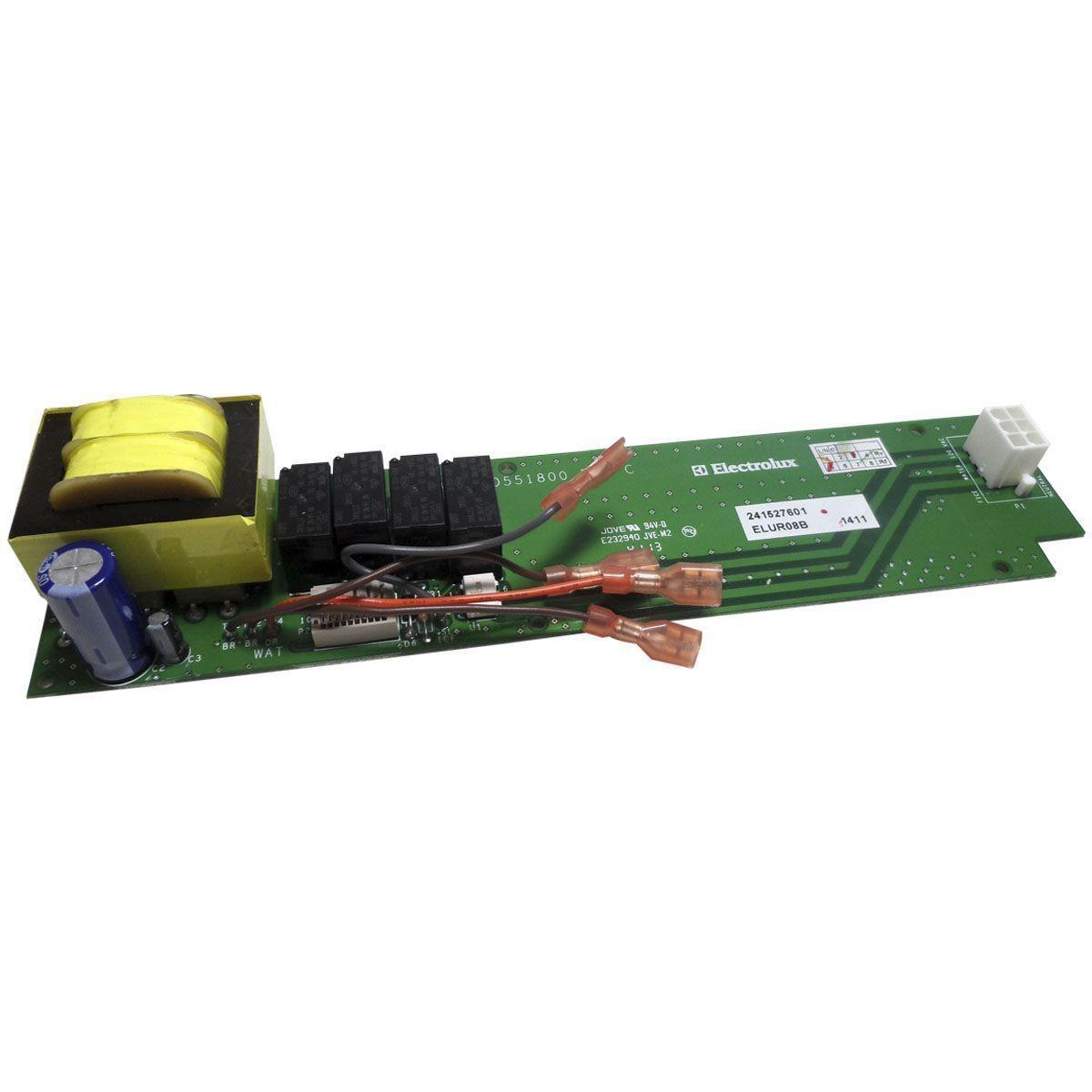 Placa Eletrônica Refrigerador Side By Side Electrolux 127V 41527601