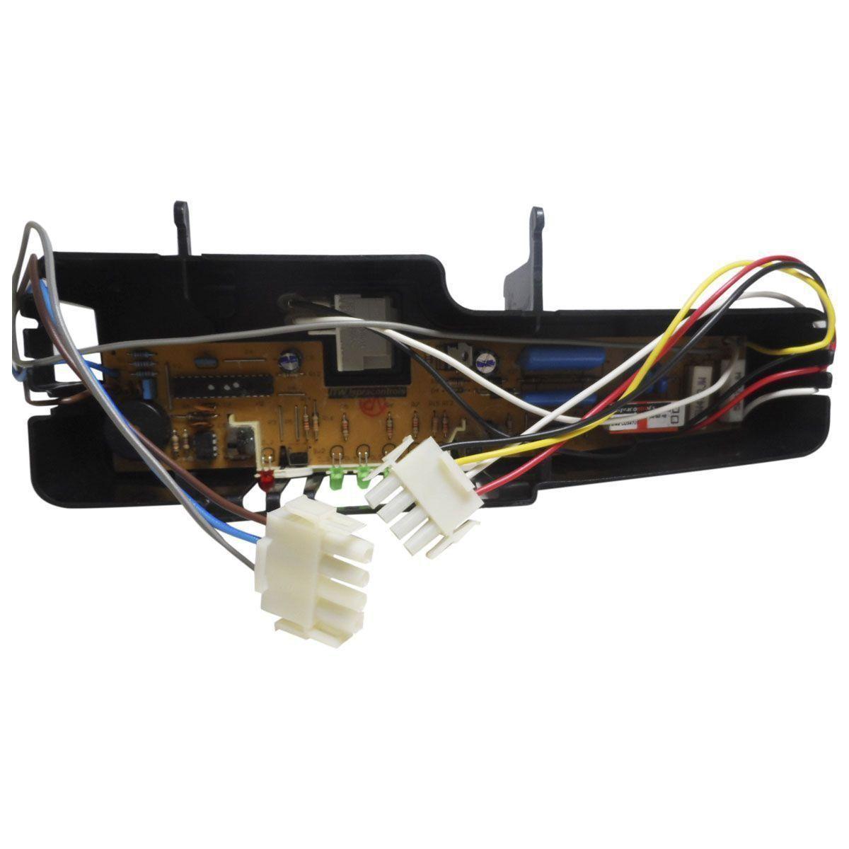 Placa Eletrônica Refrigerador Brastemp 220V 326014107