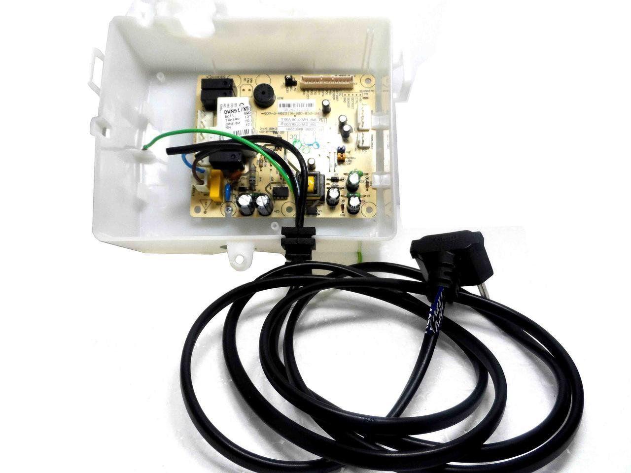Placa Eletrônica Potência Refrigerador Electrolux  127V 70296145