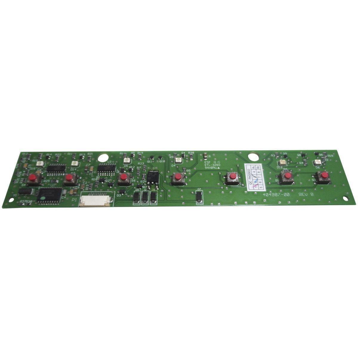 Placa Eletrônica Refrigerador Side By Side Electrolux 41708307