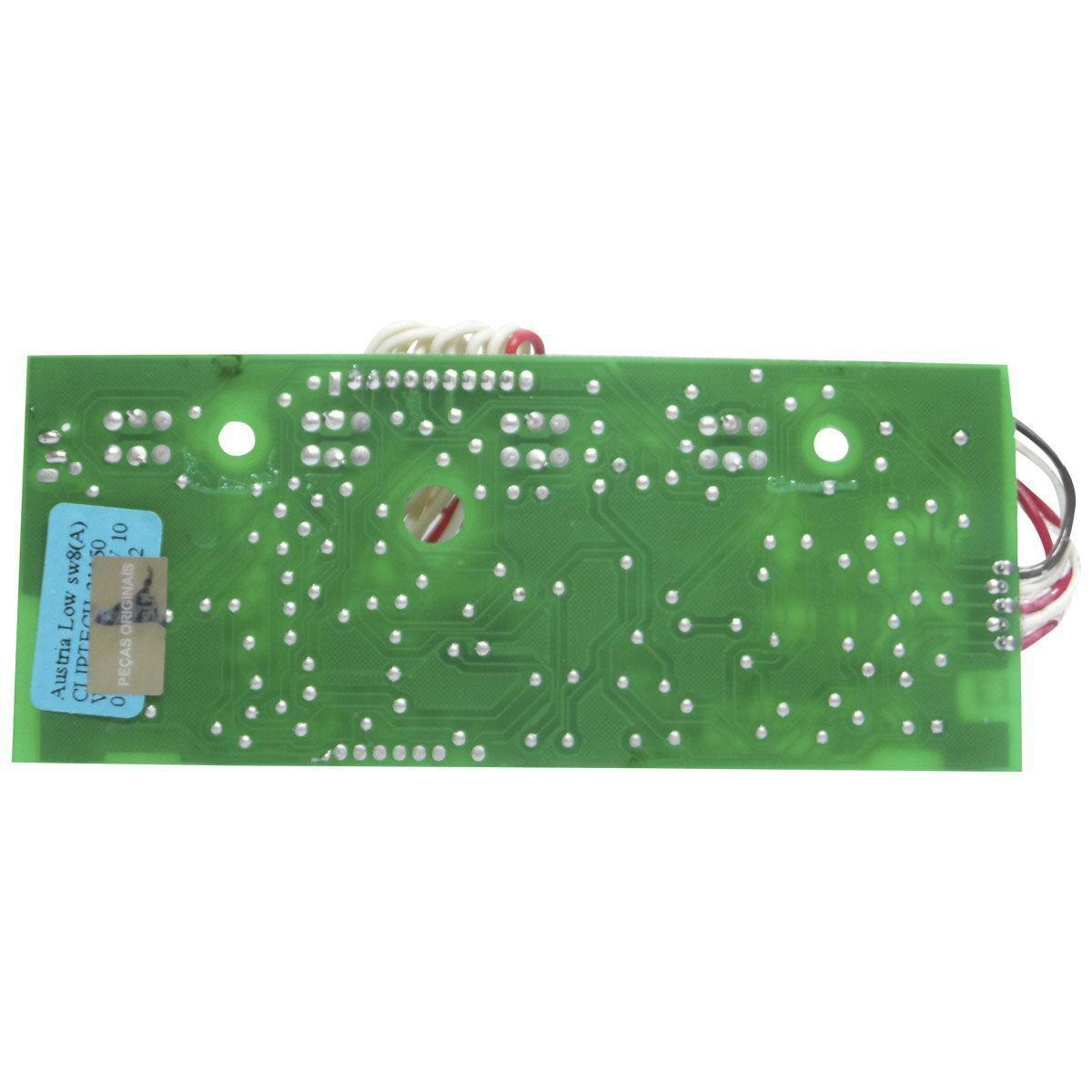 Placa Interface Lavadora Brastemp Original W10474203
