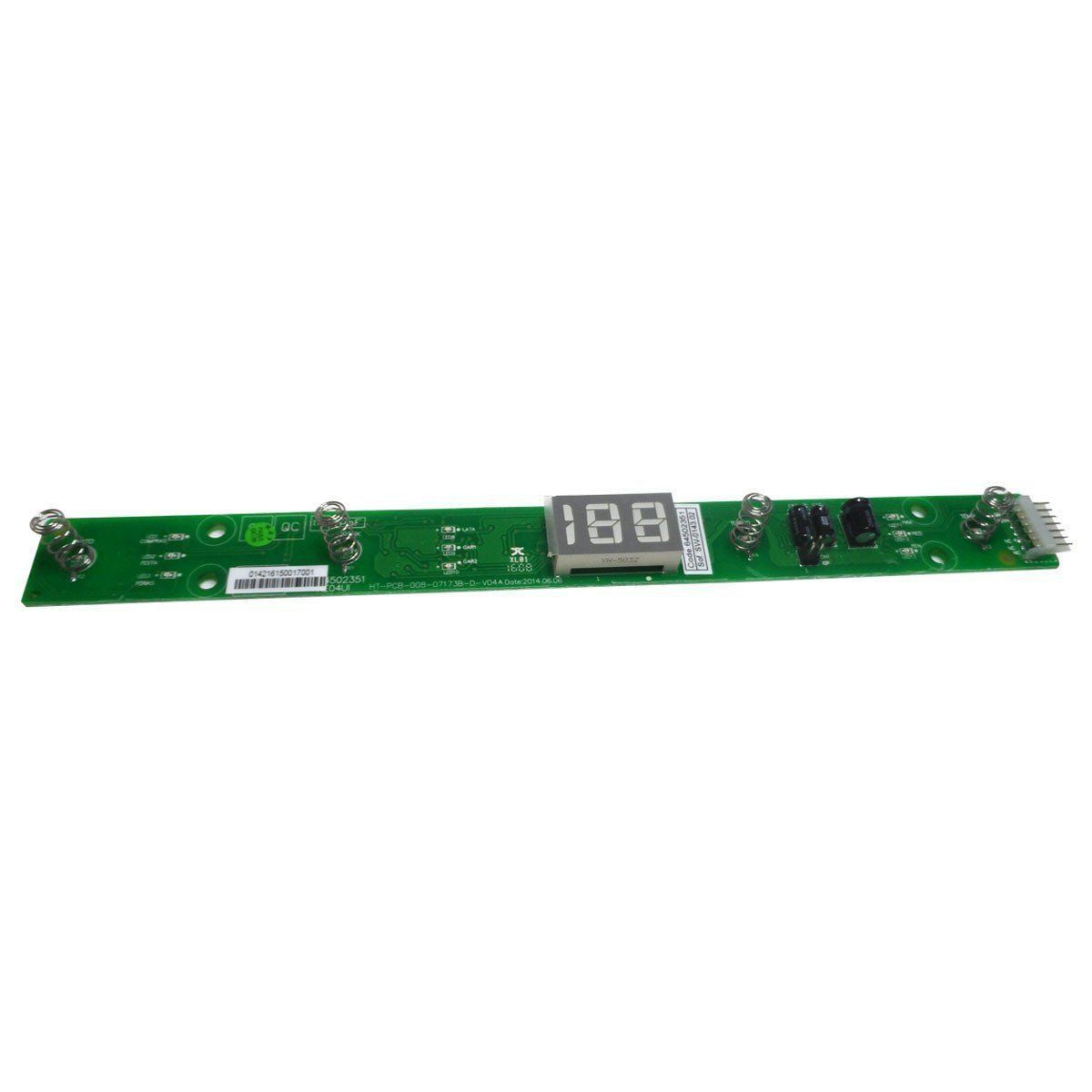 Placa Interface Refrigerador Electrolux 64502351