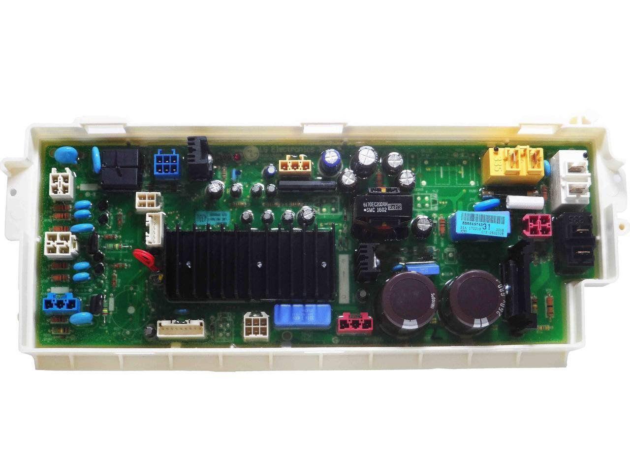 PLACA PRINCIPAL LAVA SECA LG 127V WDC1485AD/WDC1485AD/WD1485AD/EBR64974331.