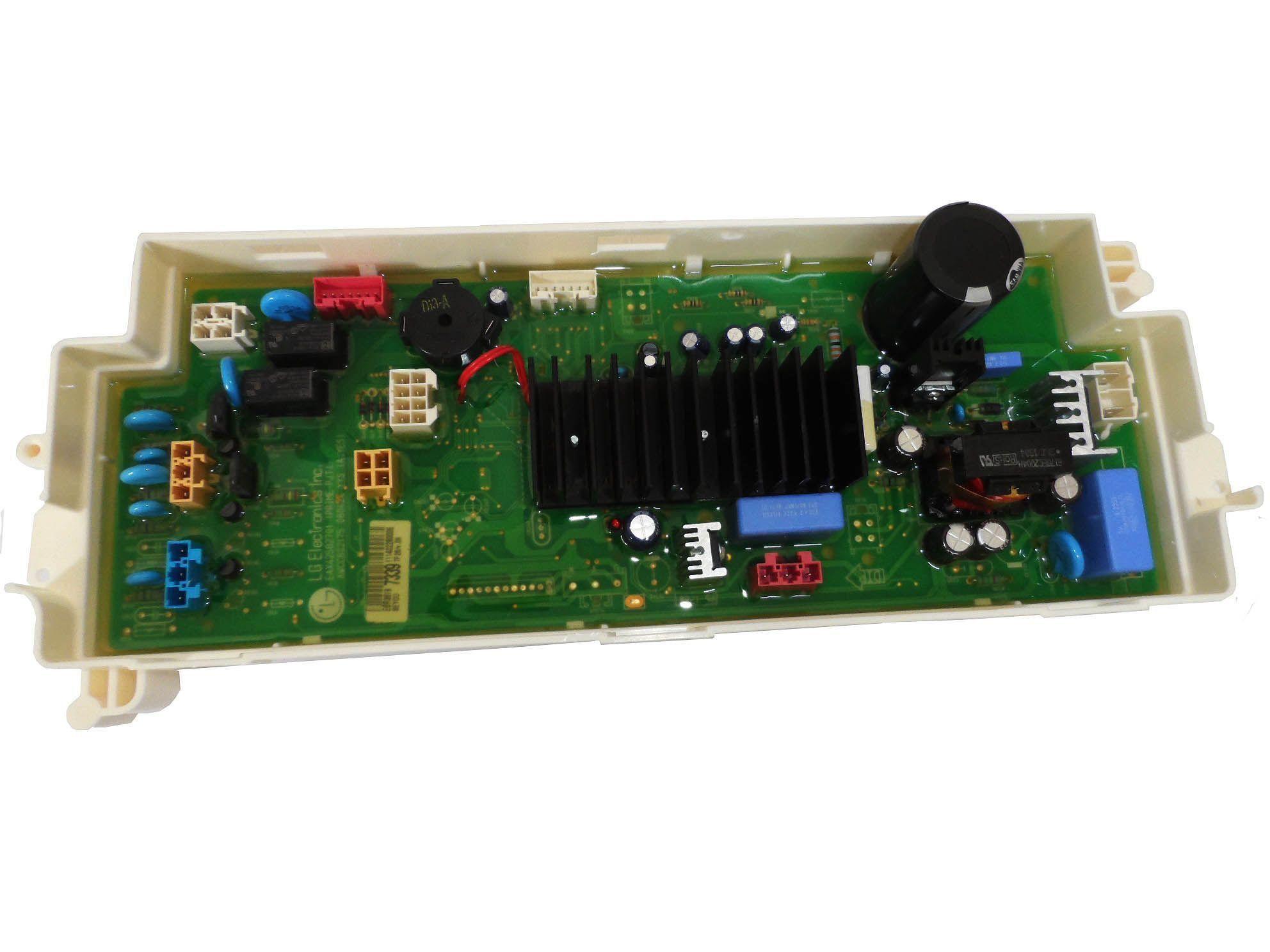 PLACA PRINCIPAL LAVA SECA LG 220V EBR36197339