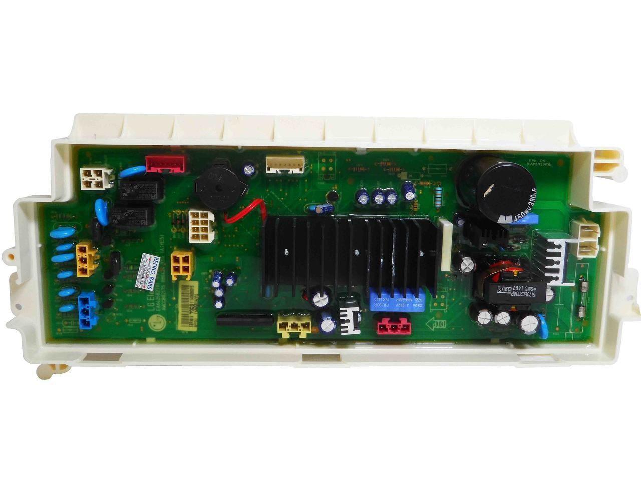 PLACA PRINCIPAL LAVA SECA LG 220V EBR36197358