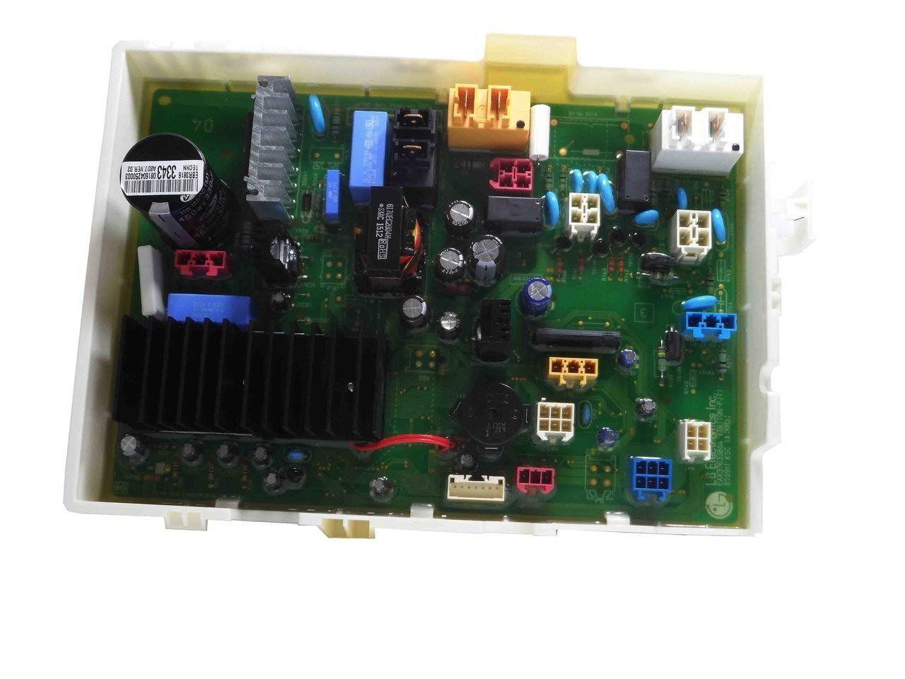 PLACA PRINCIPAL LAVA SECA LG 220V EBR38163343.