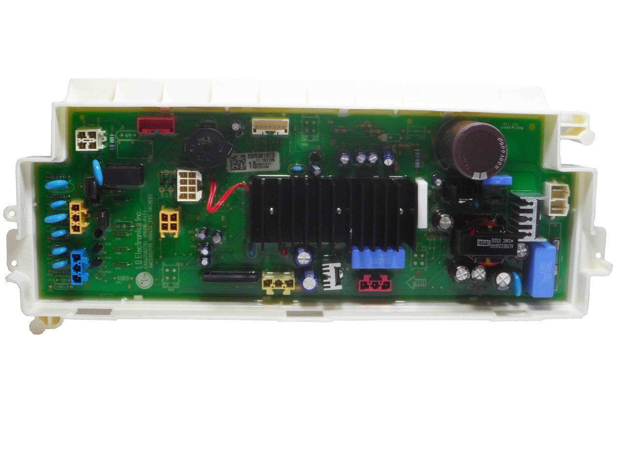 PLACA PRINCIPAL LAVA SECA LG 220V WD1409RDA EBR36197318.