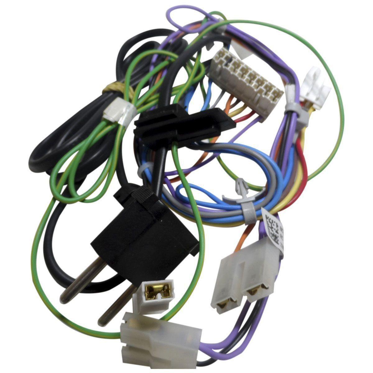 Rede Elétrica Lavadora Consul CWG11AB/CWC10AB/CWK11AB W10343281/W10434456