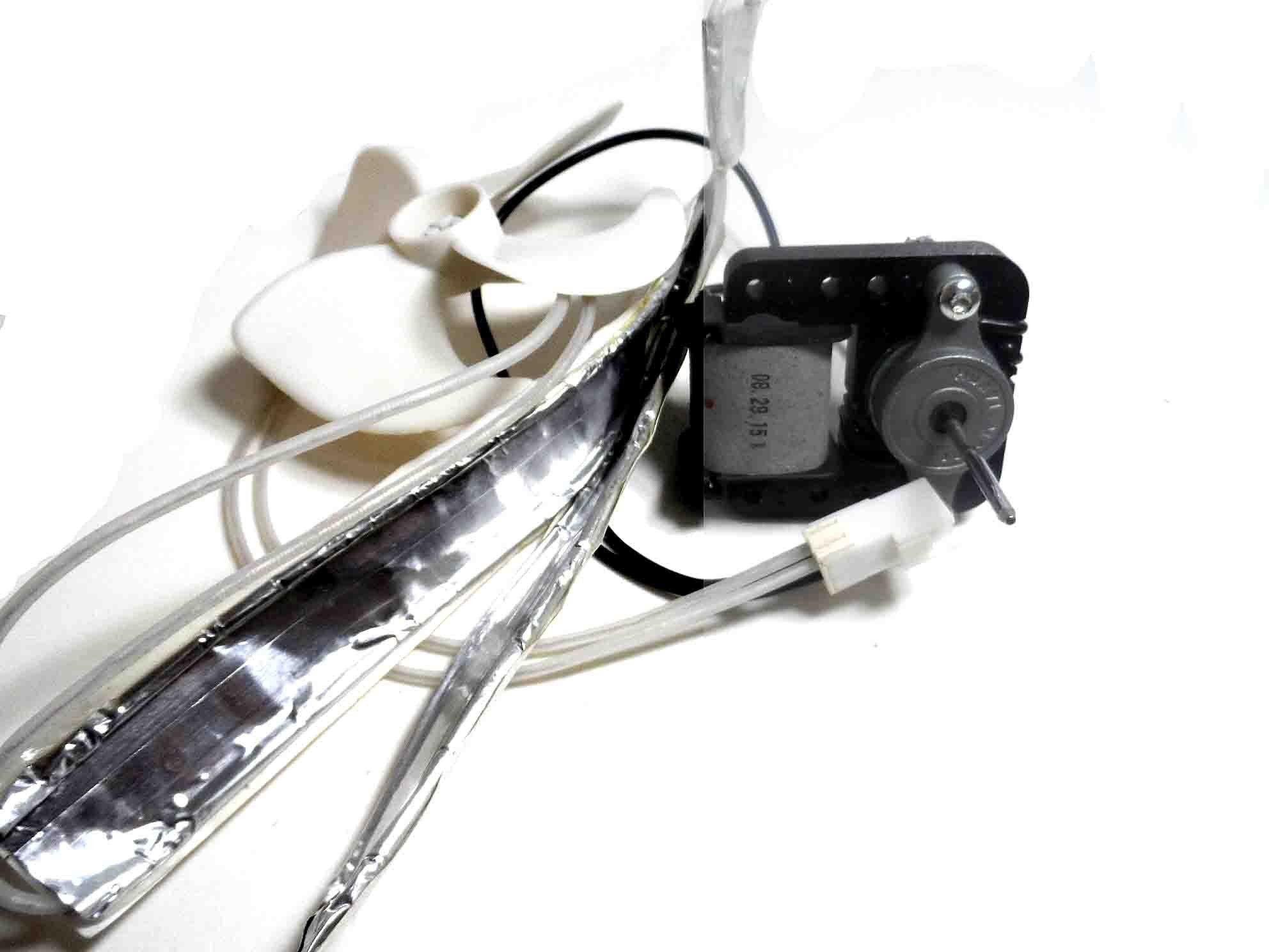 RESISTÊNCIA DRENO VENTILADOR REFRIGERADOR ELECTROLUX 4600171