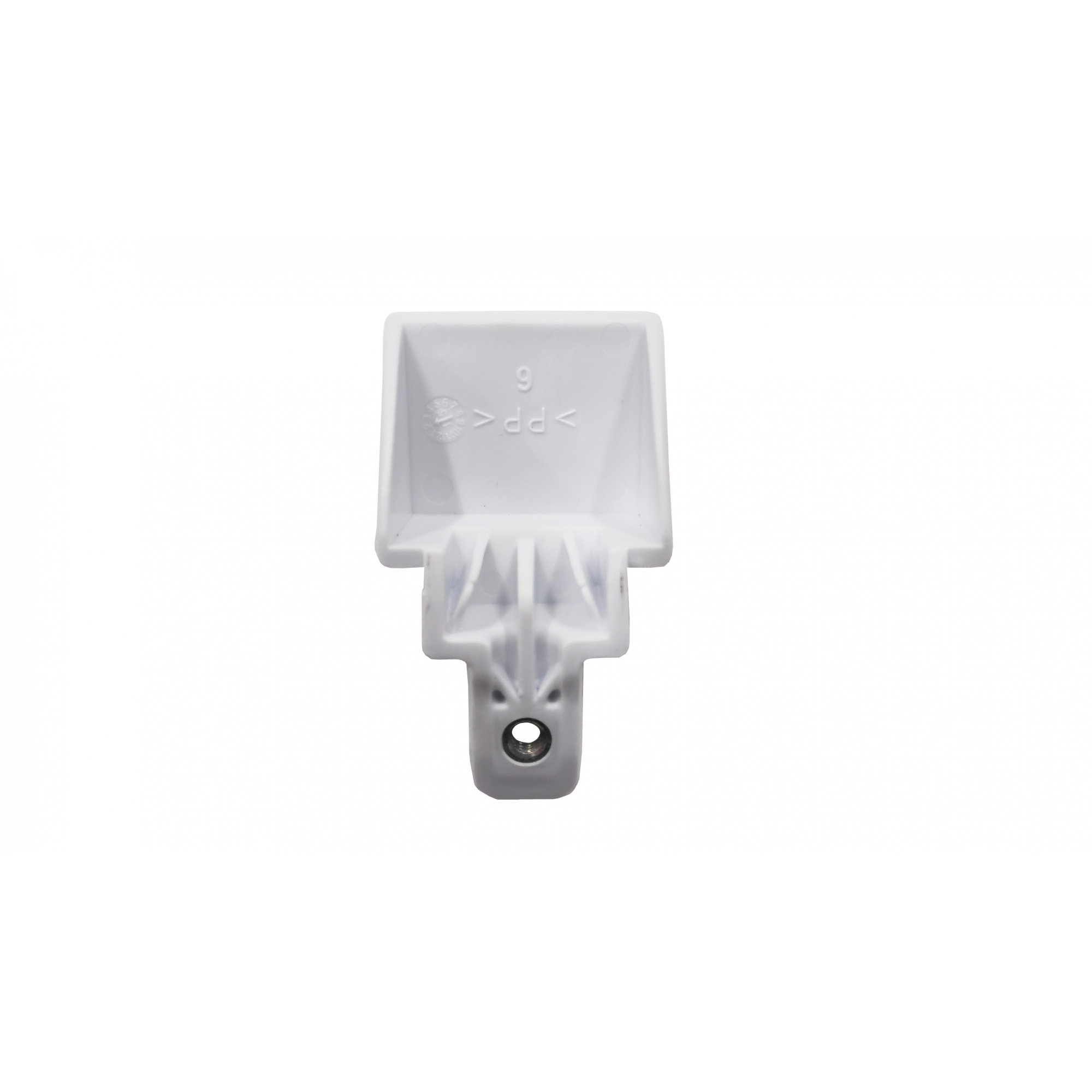 SUPORTE PUXADOR INFERIOR REFRIGERADOR ELECTROLUX 67401619