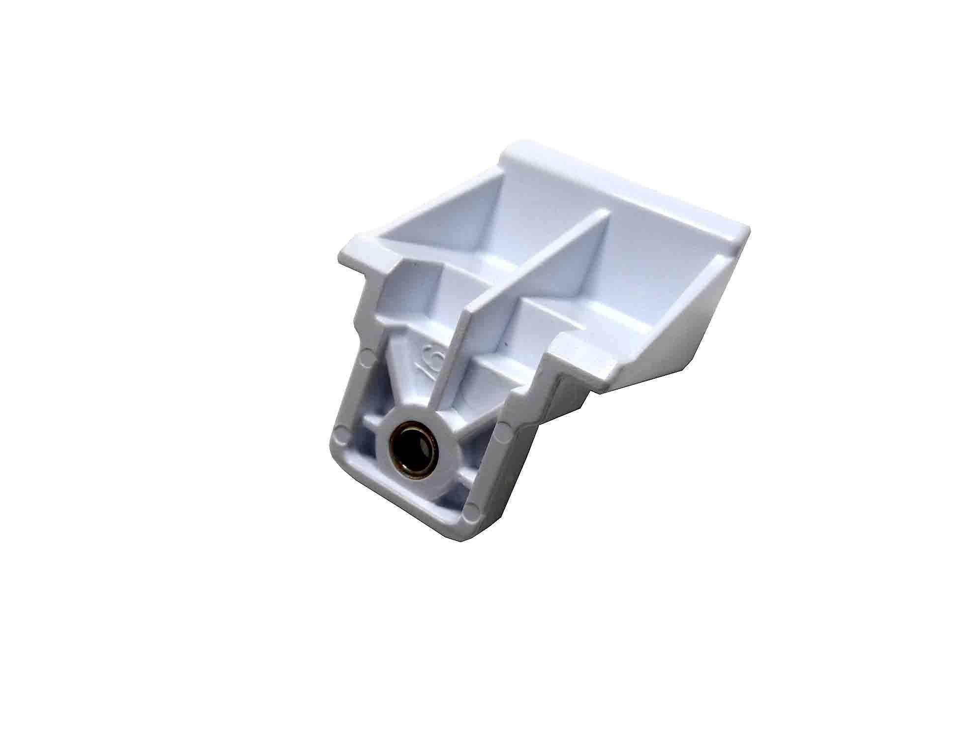 Suporte Puxador Superior Branco Refrigerador Electrolux 67401599