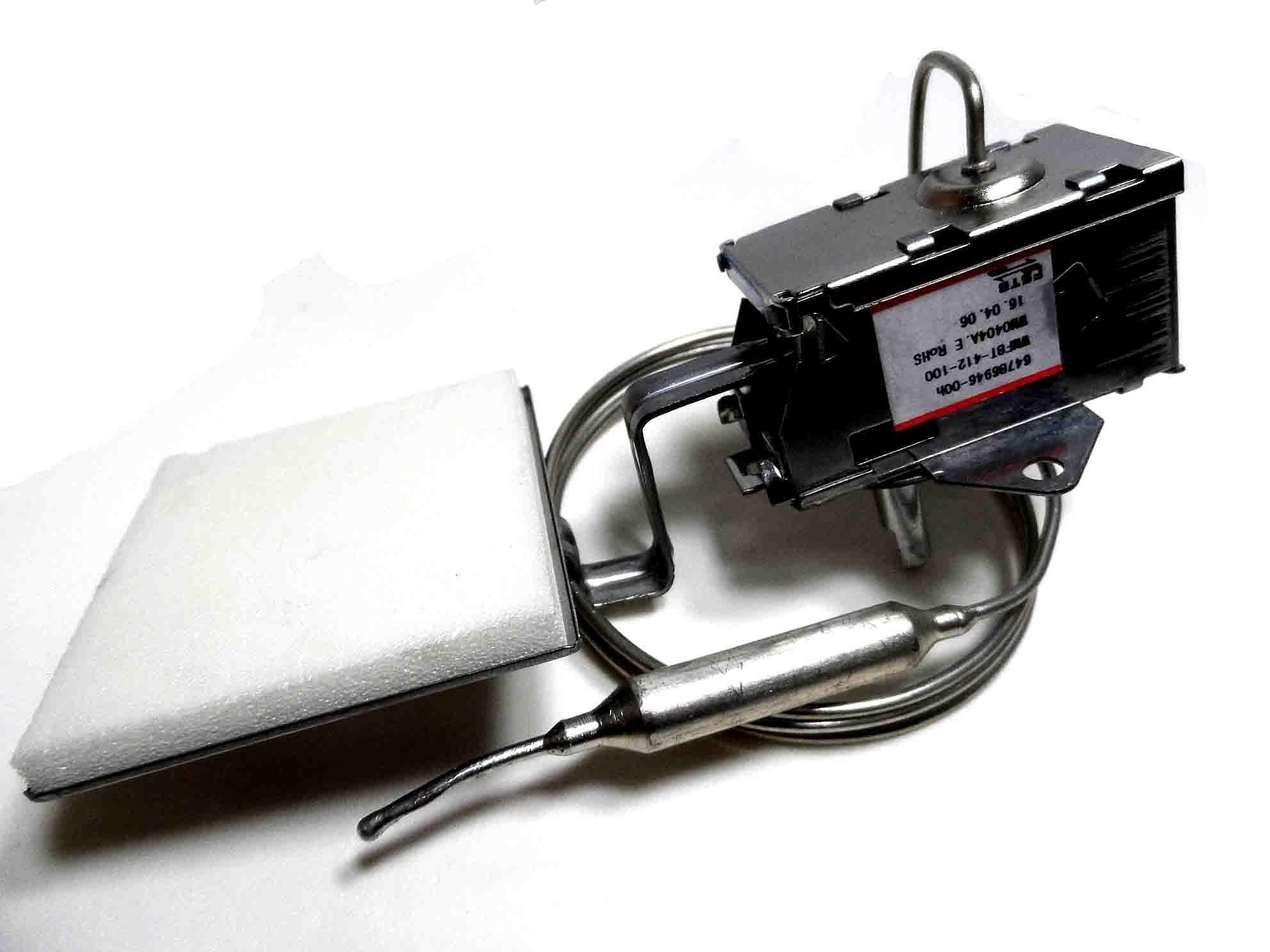 Termostato Damper Mecanico DF51/DF51X/DF52/DFW52/DW52X/DF80/DF80X/DF62/DFN52/DF52X/DF62X 64786946