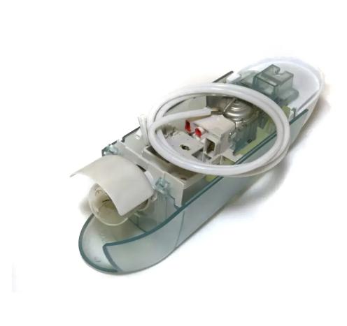 Conjunto Caixa Termostato 220V Refrigerador Consul W10487038