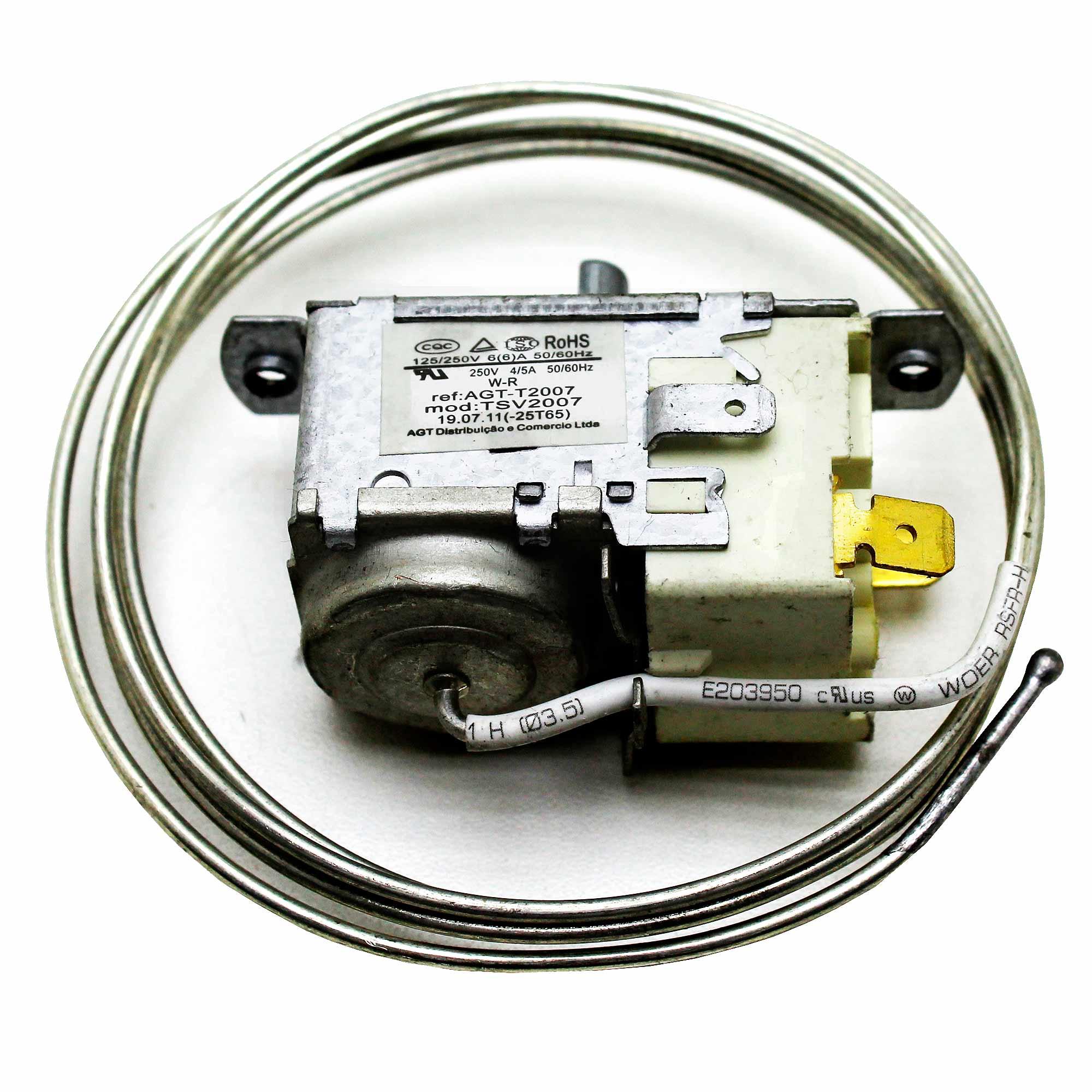 Termostato Refrigerador Brastemp Consul TSV2007-01