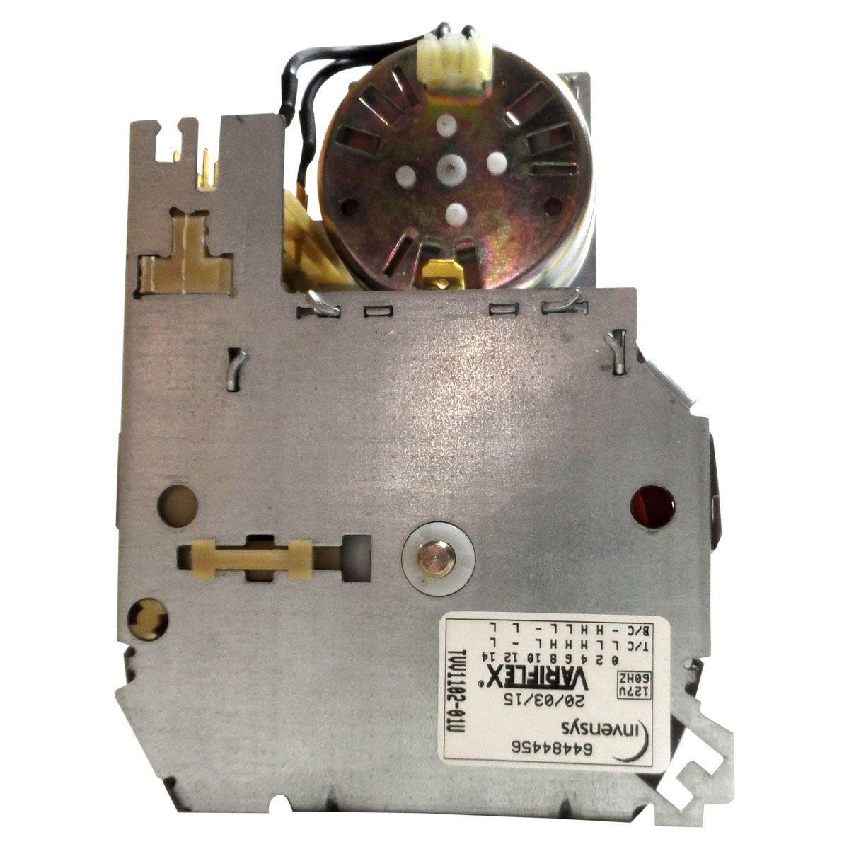 TIMER ELETROMECÂNICO LAVADORA ELECTROLUX 127V 64484456