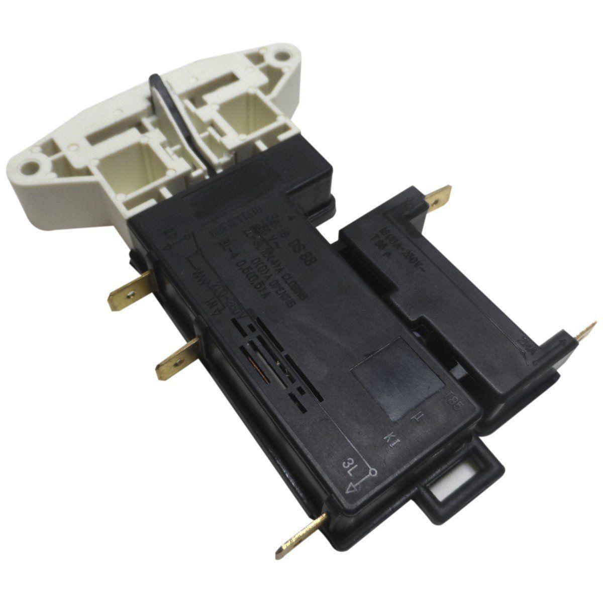 Trava Porta Lavadora Electrolux TOP08 LE08 Prosdocimo 64484383