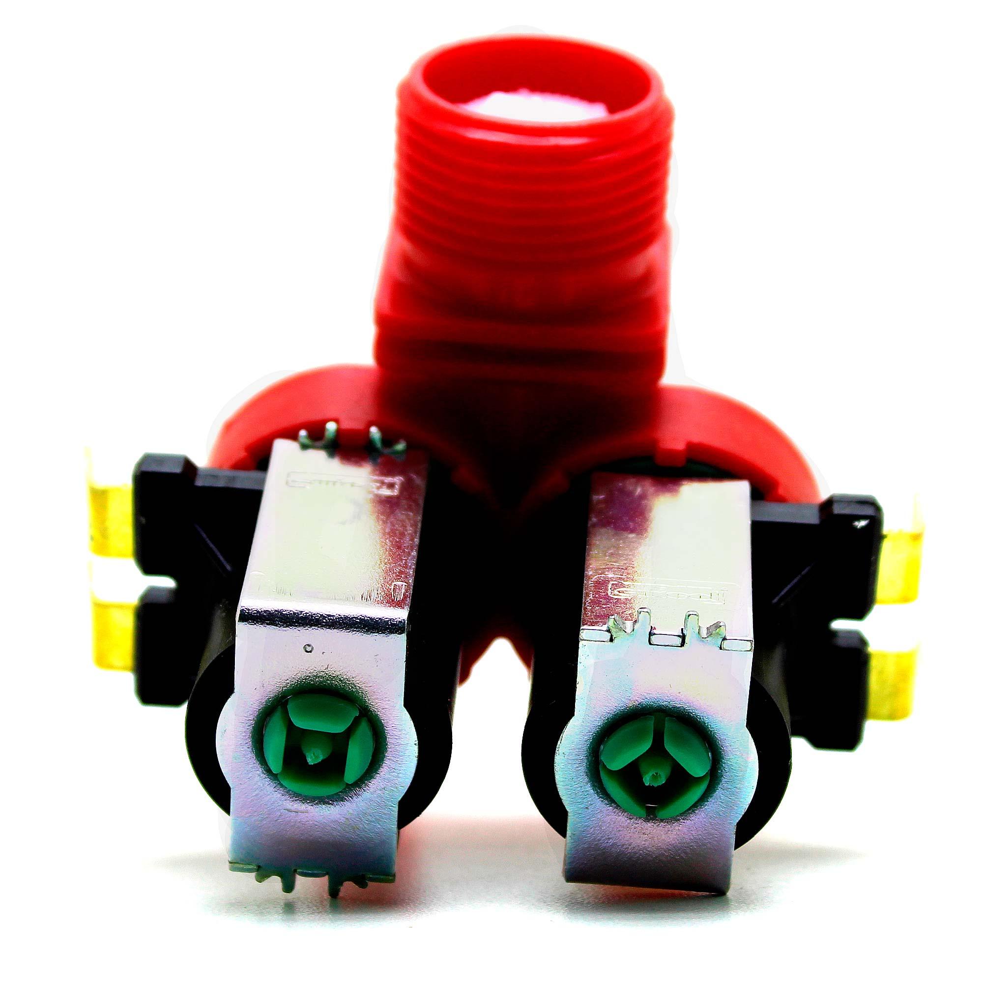 Válvula Água Lavadora 220V Electrolux 70300022
