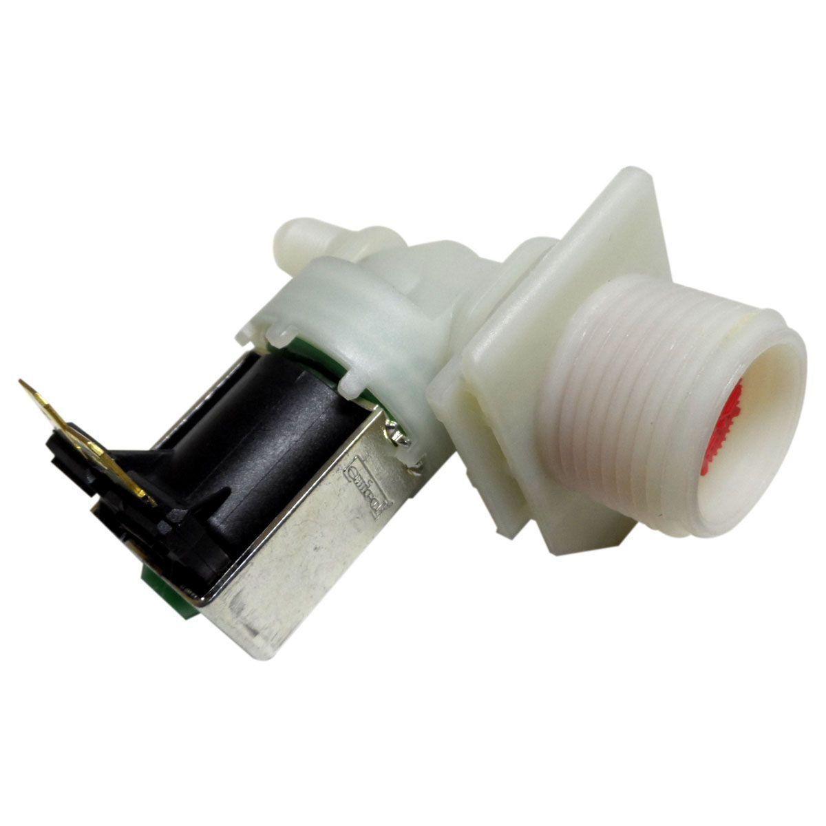 Válvula Água Encaixe Lavadora Continental 220V Emicol 97620510060