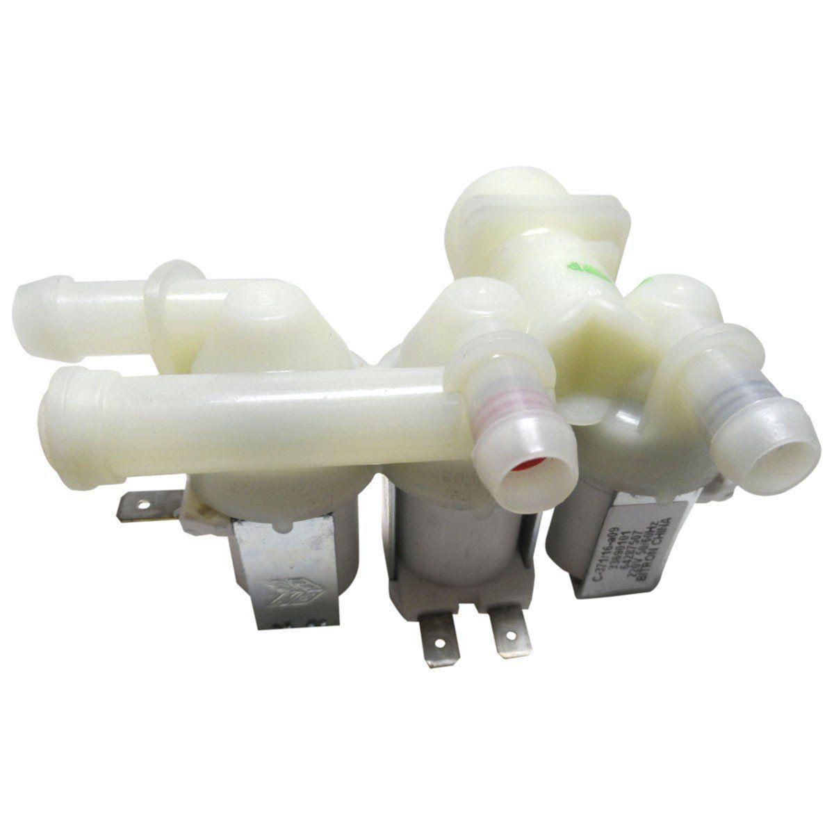 Válvula Água Tripla Electrolux 642887507