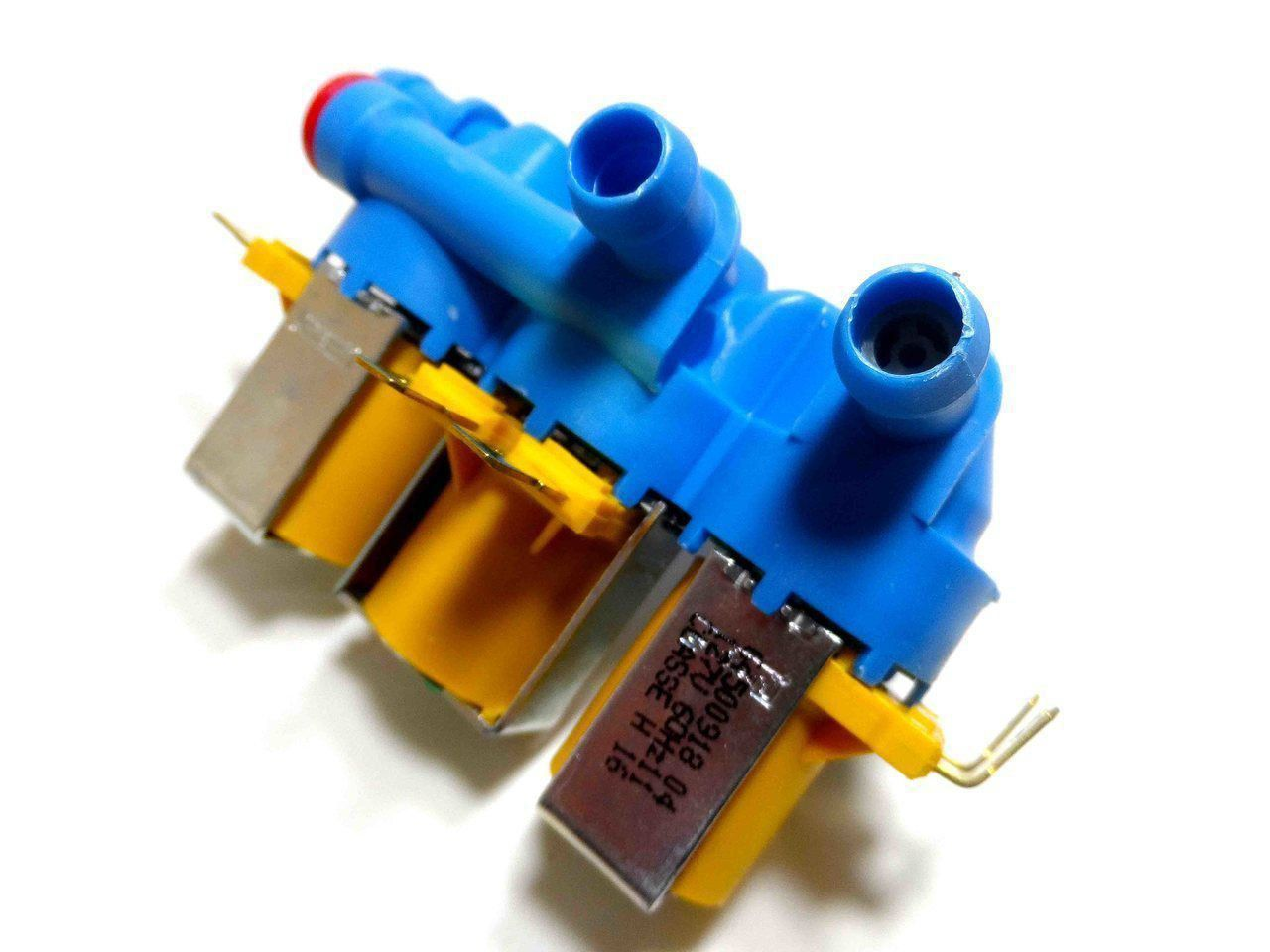 Válvula Tripla Lavadora Electrolux 110v 64500918