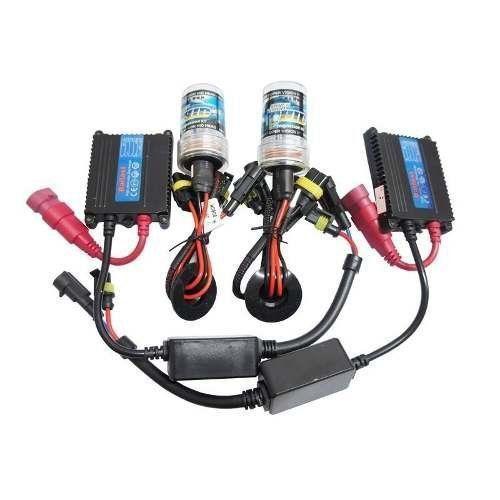 Kit Xenon Completo Lampada reator Hb3 (9005) 8000k