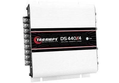 Modulo Amplificador Taramps Ds 440x4 2 Ohms 440w 4 Canais