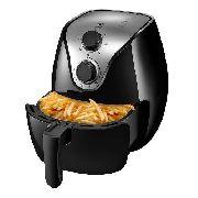 Fritadeira Elétrica Air Fryer 4 Litros 127v Preta Ce021