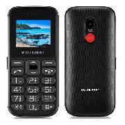 Celular Multilaser Vita Dual Sim 32 Mb Preto 24 Mb Ram
