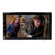 Multimídia Android 9.1 Gps Igo Dvd Tv Full 2 Gb + Câmera Ré AVD-6960