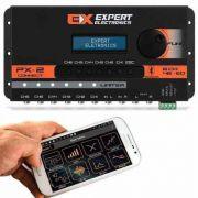 Crossover Digital Processador Banda Bluethooth Expert Px-2