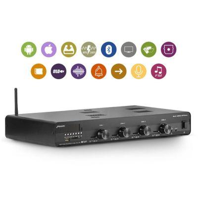 Receiver Amplificador Frahm Slim 4500 App Fm Bluetooth 2019