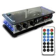 Amplificador Orion Slim Xtr 1002 40w Rms 2 A 8 Ohms 2chs Bt