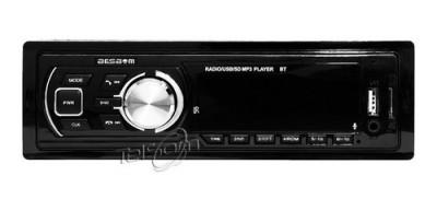 Auto Radio Besbom Bluetooth Aux Pen Drive Sd