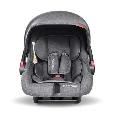 Bebê Conforto Fisher-Price Nano 0-13Kg Preto BB652