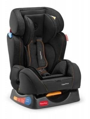 Cadeira Para Auto Fisher Price Hug Até 25kg Preta - Bb576