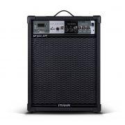 Caixa De Som Amplificada Frahm Mf600 App Bt Bluetooth Usb Fm